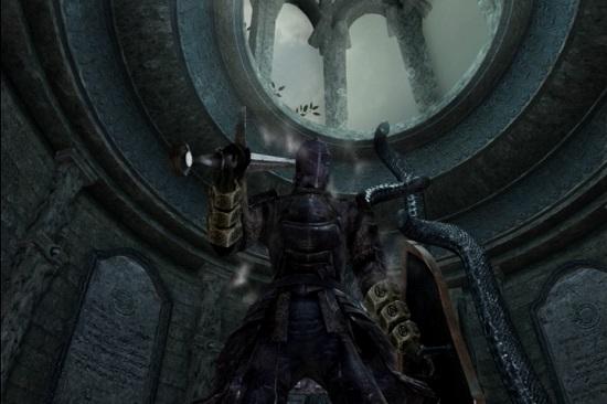 PS3 DARKSOULSⅡ ダークソウル 持たざるもの プレイ日記 黒渓谷 心が折れそうだ