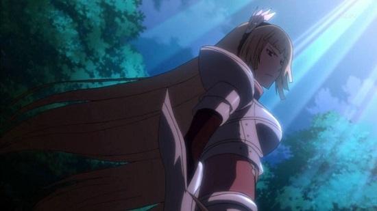 アニメ 棺姫のチャイカ 英雄の棲む森 3話 感想 チャイカ 棺
