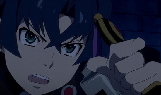 アニメ 棺姫のチャイカ チャイカ 白いチャイカ 青いチャイカ トオル アカリ フレドリカ ドラクーン