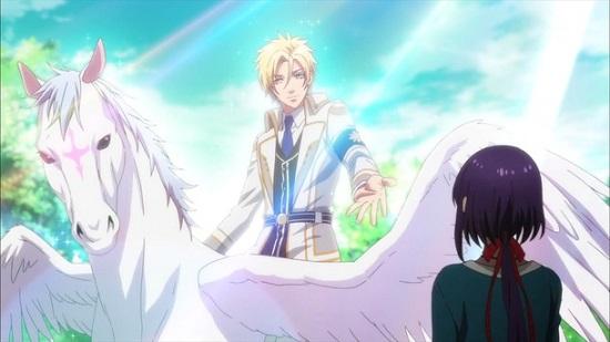 乙女ゲーム アニメ 神々の悪戯 PSP 美しき呪縛(かせ) 日本神話 ギリシャ神話 北欧神話 エジプト神話