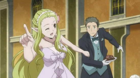 MMORPG アニメ ログ・ホライズン 感想 20話
