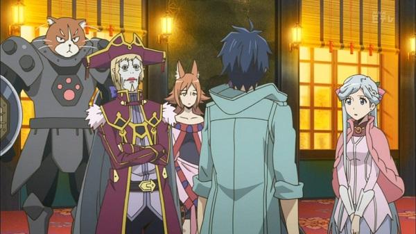 MMORPG アニメ ログ・ホライズン 25話 最終回 感想 天秤祭 2期決定 秋