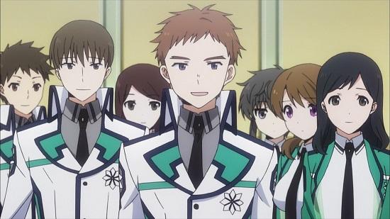 アニメ 魔法科高校の劣等生 ブラコン 司波達也 司波深雪