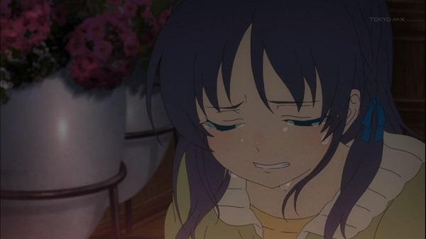 アニメ 凪のあすから 感想 24話 デトリタス 踏切 告白 さゆ 要