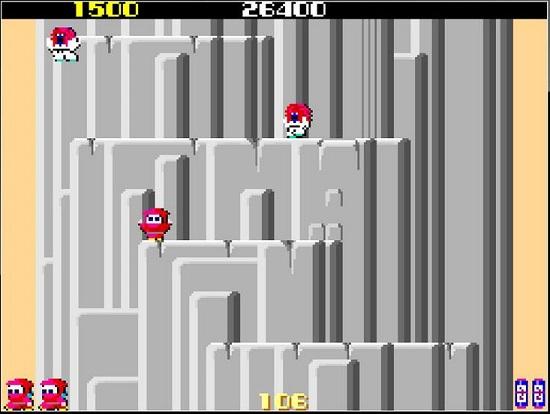 PS4 レトロゲーム アーケードアーカイブス 忍者くん 魔城の冒険 トロフィー コンプ