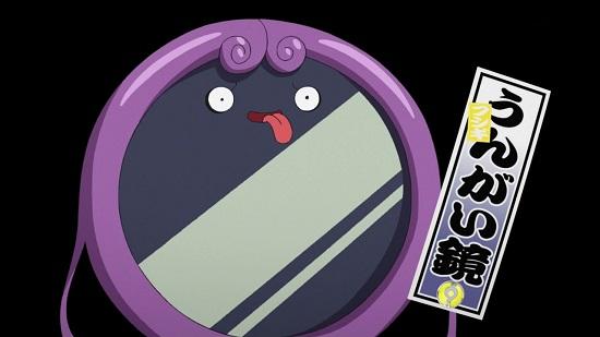 ゲーム アニメ 妖怪ウォッチ 16話 感想 GW コマさん コマじろう じんめん犬 犬脱走 アゲアゲハ 雨ふらし うんがい鏡