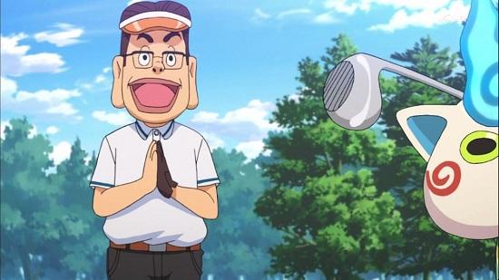 ゲームアニメ 妖怪ウォッチ コマさん 田舎者はバラ色に ソレ田 社長 それよ KJ 元カノ