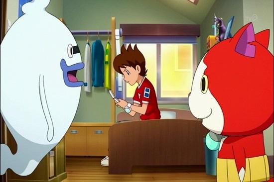 ゲームアニメ 妖怪ウォッチ コマさん コマじろう 恋とポエムとコーヒーと かぜカモ ワールドカップ 加茂監督 ズル休み お母さんの攻略