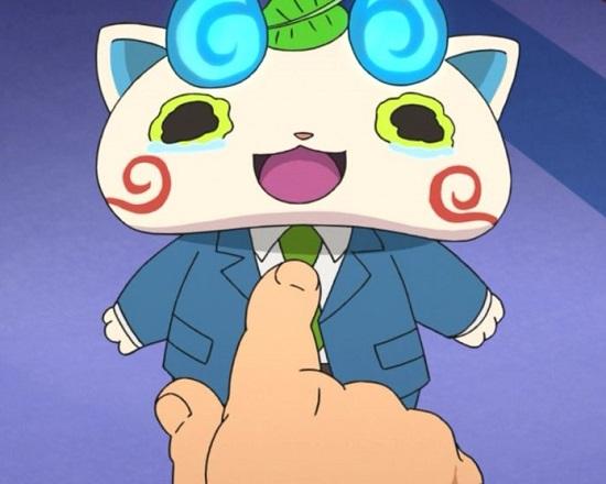 ゲームアニメ 妖怪ウォッチ コマさん コマじろう 田舎者はバラ色に 最終回 ソレ田社長 ダンダイ コマさん新シリーズ 恋とポエムとコーヒーと