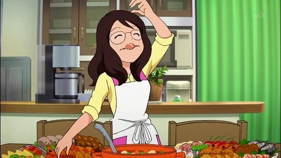 ゲーム アニメ 妖怪ウォッチ つまみぐいのすけ ひも爺 ケータママ おつまみ