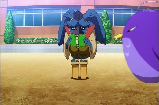 ゲーム アニメ 妖怪ウォッチ 3DS 26話 ヨコドリ グレるりん ネクラマテング