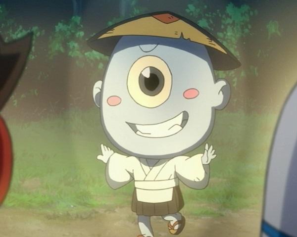 ゲーム アニメ 妖怪ウォッチ 3DS 古典妖怪 お化け ろくろ首 一つ目小僧 からかさお化け まじぱねぇっす