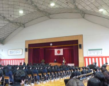 140318卒業式1