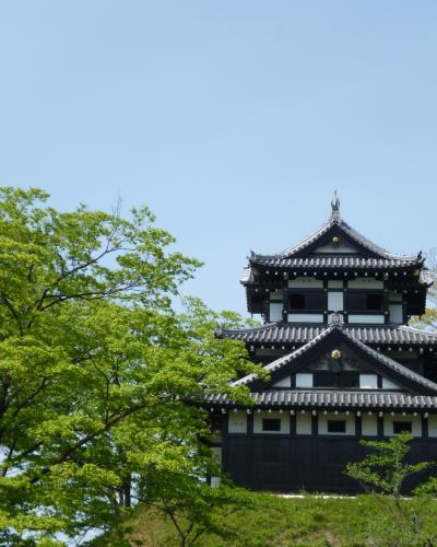 140510高田城三重櫓