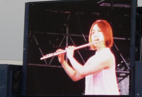 140809夕日コンサート3