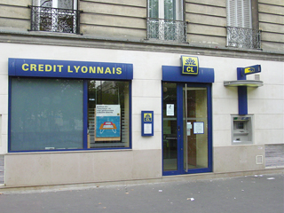 パリ クレディーリヨネ