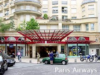 paris passy plaza
