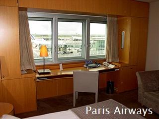 パリ シャルルドゴール シェラトンホテル