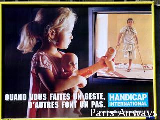 パリ 広告 RENNES