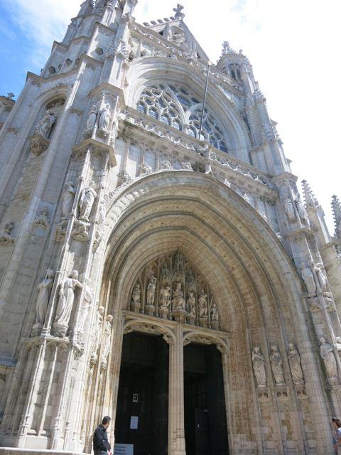 ノートルダム デュ サブロン教会
