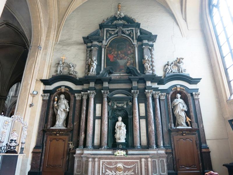 ブルージュ 聖母教会