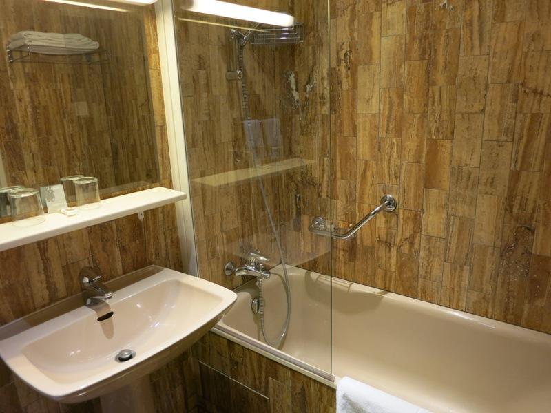 Hotel du College de France バスルーム