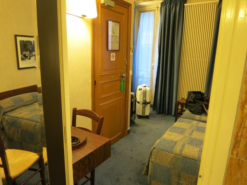 Hotel du College de France 部屋
