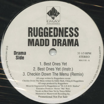 HH_RUGGEDNESS MADD DRAMA_BEST ONES YET_201405