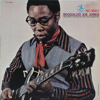 JZ_BOOGALOO JOE JONES_NO WAY_201406