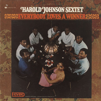 JZ_HAROLD JOHNSON SEXTET_EVERYBODY LOVE A WINNER_201407