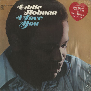 SL_EDDIE HOLMAN_I LOVE YOU_201408