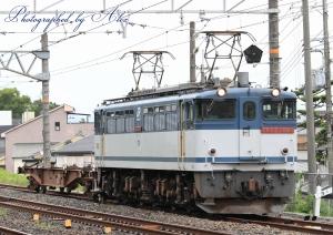 1881レ(=EF65-2086牽引)