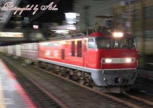 4060レ(=EF510-3牽引)