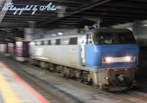 1066レ(=EF200-9牽引)