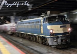 1076レ(=EF66-24牽引)