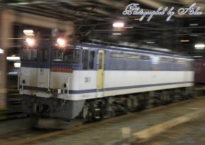 85レ(=EF65-2089牽引)