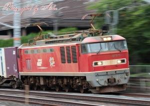 3099レ(=EF510-9牽引)