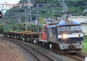 8864レ(=EF210-158+KE65-1(ムド))