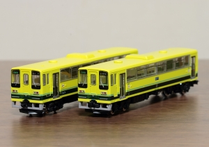 いすみ鉄道201&206