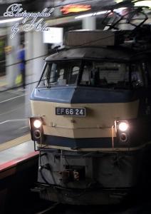 1082レ(=EF66-24牽引)
