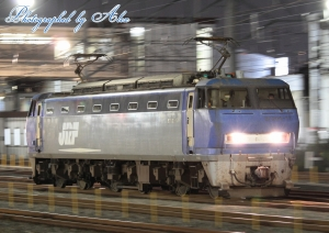単1487レ(=EF200-17)
