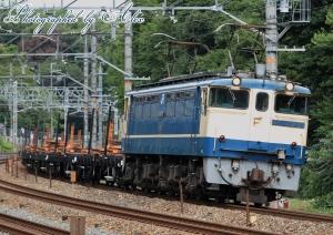 1881レ(=EF65-2121牽引)