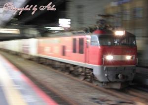 3098レ(=EF510-17牽引)