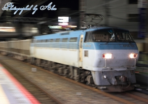 1095レ(=EF66-102牽引)