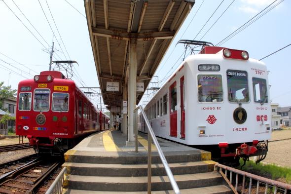 2008年5月中旬 和歌山電鐵貴志川線 伊太祈曽駅