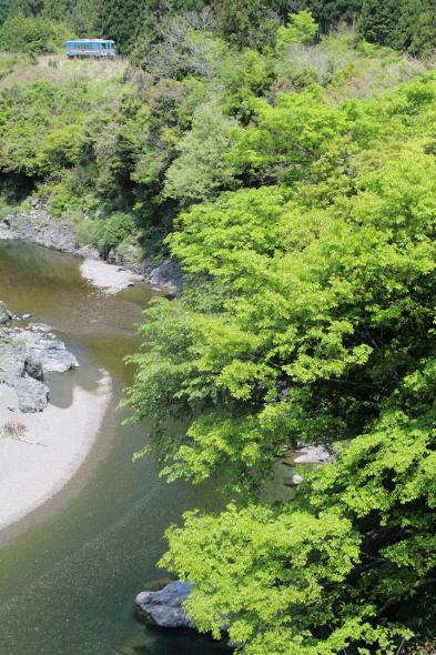 2014/4/26 樽見鉄道 日当~高尾