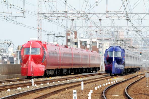 2014/5/6 南海電鉄 粉浜