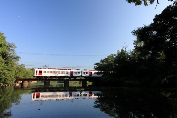 2008/7/12 和歌山電鐵貴志川線 大池遊園