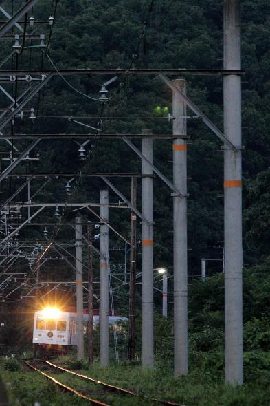 2008/7/12 和歌山電鐵貴志川線 山東~大池遊園