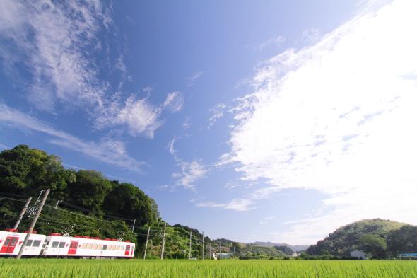 2014/8/30 和歌山電鐵貴志川線 吉礼~伊太祈曽